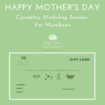 Mother's day Gift Card Mother's day
